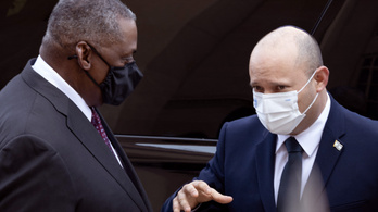 Átmenetileg elhalasztották Joe Biden és Naftali Bennett találkozóját