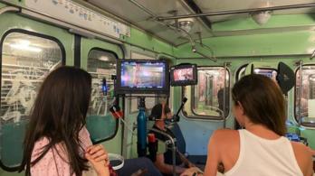 A budapesti metróval lehet eljutni Csodaországba