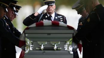 2011 óta nem halt meg ilyen sok amerikai katona egy merényletben