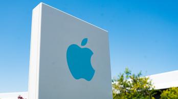 Egy húzással 225 milliárd forintot keresett az Apple vezérigazgatója