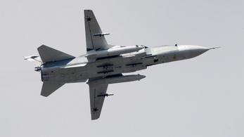 Katonai repülőgép zuhant le Oroszországban