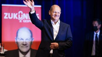 Szociáldemokrata jelölt a német választások meglepetésembere
