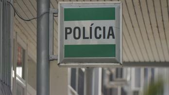 A harmadik szlovák rendőrfőnök ellen indult eljárás egy éven belül