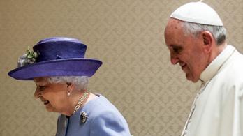 II. Erzsébet és Ferenc pápa is részt vesz az ENSZ éghajlatváltozási értekezletén
