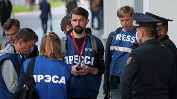 Végnapjait éli a belorusz sajtószabadság, feloszlatják az ország újságíró-szövetségét
