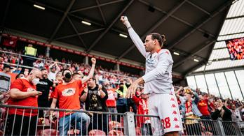 Szalai Ádám góllal, Sallai Roland gólpasszal járult hozzá a mai győzelmekhez