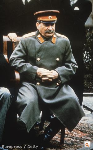 Képek Sztálin életéből