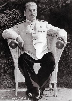 Joszif Visszarionovics Sztálin