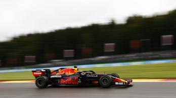 A verseny véget ért: Max Verstappen nyerte a Belga Nagydíjat