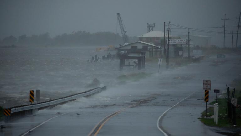 Lecsapott az Egyesült Államokra az Ida hurrikán