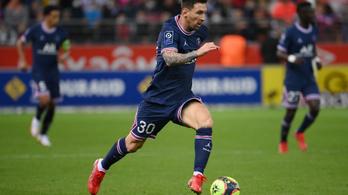 Messi bemutatkozott, de Mbappé szállította a PSG győzelmét