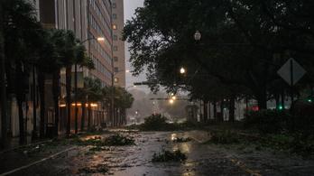 Emberéletet is követelt az Ida hurrikán, egész New Orleans áram nélkül maradt