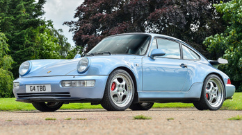 Ilyen 911 Turbo nincs másik