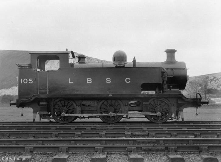 Az LBSCR 105 Brightonban épült 1918-ban, és 1962-ben selejtezték le