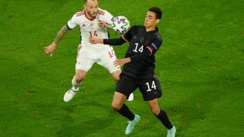 Megsérült a magyar válogatott futballista
