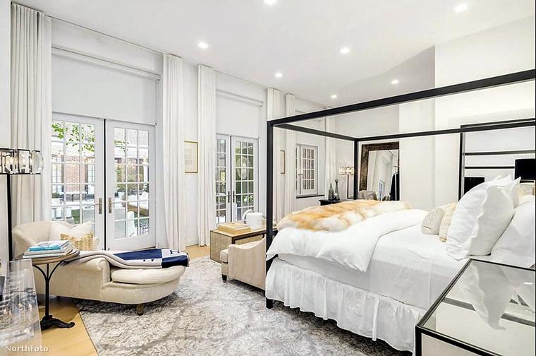 A 600 négyzetméteres luxuslakás két emeletből áll