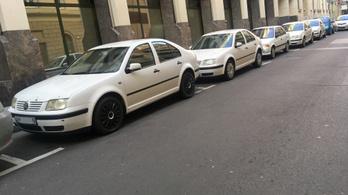 A helyi lakosoknak szóló parkolók pont nem oldják meg a problémákat