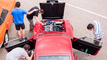 Lenne rá igény: OT vizsga módosított autóra