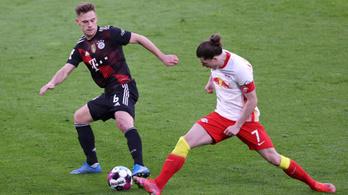 Újabb lipcsei igazolt a Bayern Münchenhez – hivatalos