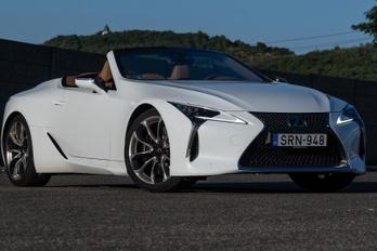 Lexus LC 2016