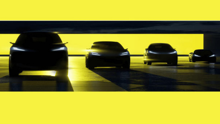 Négy új elektromos Lotus jön 2026-ig