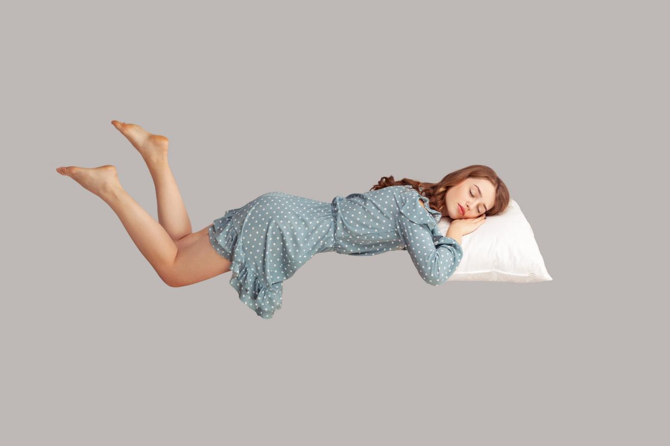 alvás relaxáció