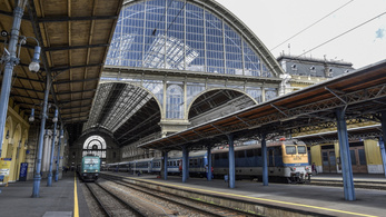 Vágánykorszerűsítés a Keleti pályaudvaron, változik a menetrend