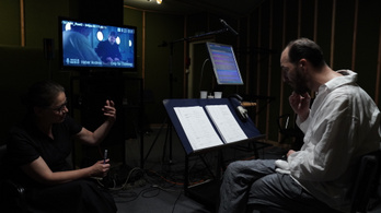Hazai művészek hangjától lesz magyar Enyedi Ildikó nemzetközi sztárokkal forgatott filmje