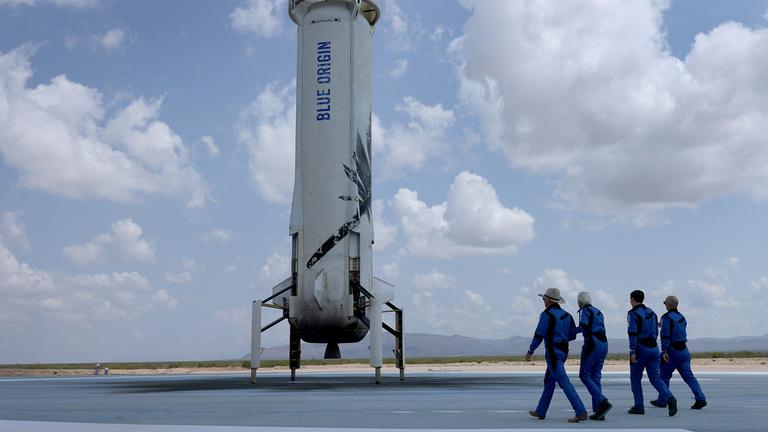 Hiába vesz jegyet egy űrhajóra, nem lesz igazi űrhajós