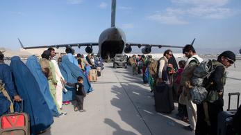 A háború végjátéka: evakuáció Kabulból