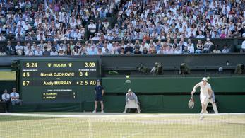 Miért ennyire fura a teniszben a pontozás?