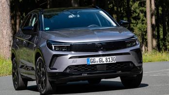 Bemutató: Opel Grandland - 2021.