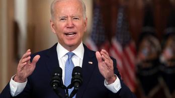 Joe Biden szerint kivonulni a legjobb döntés volt, új korszakot akar
