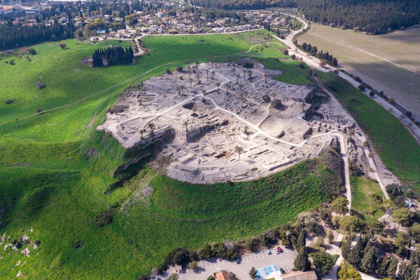 Különös helyet jelölt ki a Biblia az Armageddonnak: Megiddó hegye festői látvány