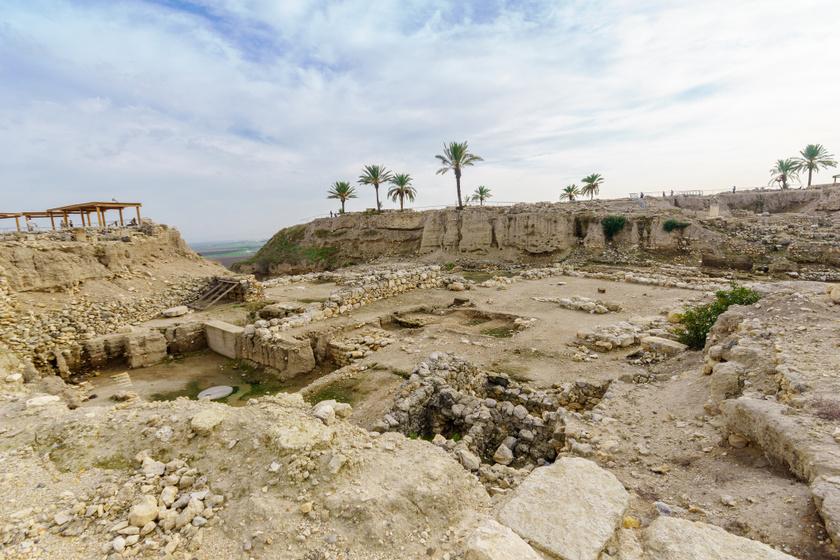 megiddo-varosa