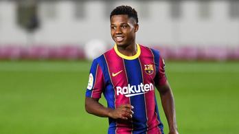Eldőlt, Messi után ki lesz a Barcelona tízese