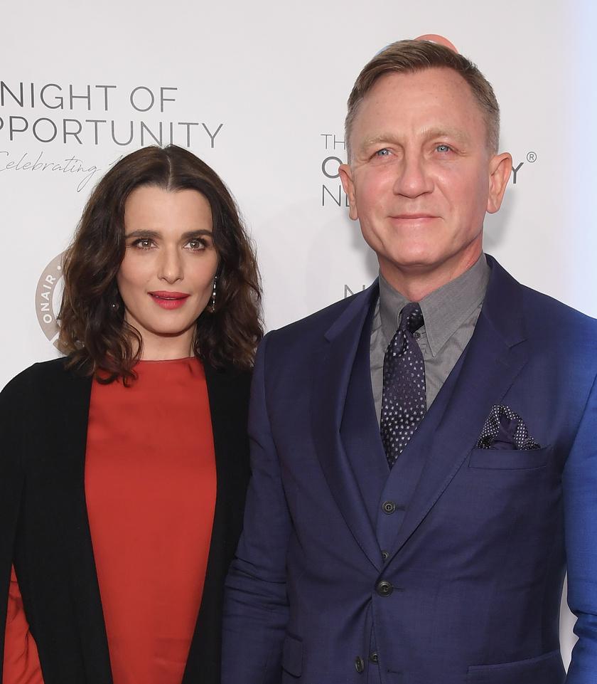 A házaspár 2018-ban.