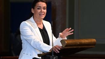 Leválthatják Novák Katalint a Fidesz alelnöki posztjáról