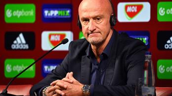 Marco Rossi: Már képesek vagyunk félelem nélkül játszani