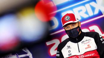 Kimi Räikkönen bejelentette visszavonulását
