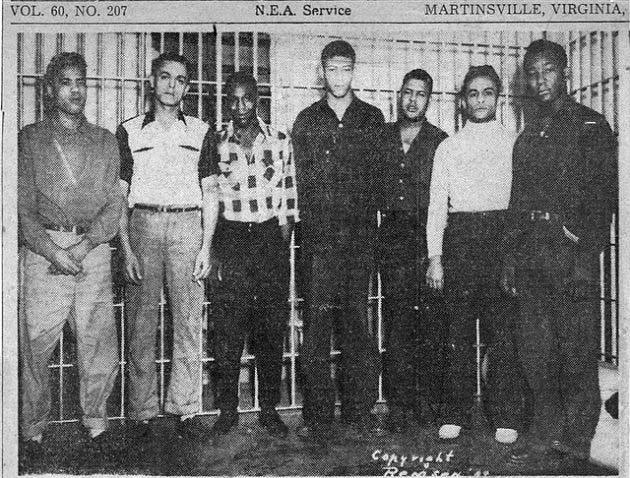 Martinsville Seven 1951