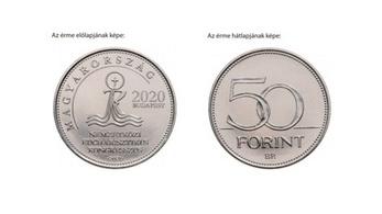 Emlékérméket bocsát ki a Magyar Nemzeti Bank a NEK alkalmából