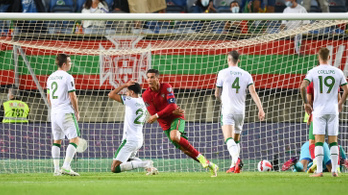 C. Ronaldo felért a csúcsra, rekorderként érkezik Debrecenbe