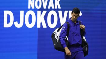 Novak Djokovics olyan rekordra készül, amire ötven éve nem volt példa
