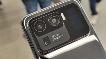 Jöhetnek a 200 megapixeles kamerákkal szerelt mobilok
