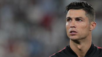 Cristiano Ronaldo mégsem jön Debrecenbe