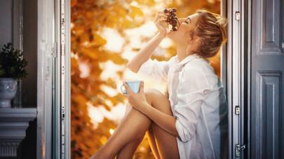 3 + 1 tipp, hogy jókedvűre edd magad a borongós őszi napokon is