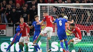 Negyedóra csúcsfutball, az Eb-döntős még nem a mi szintünk