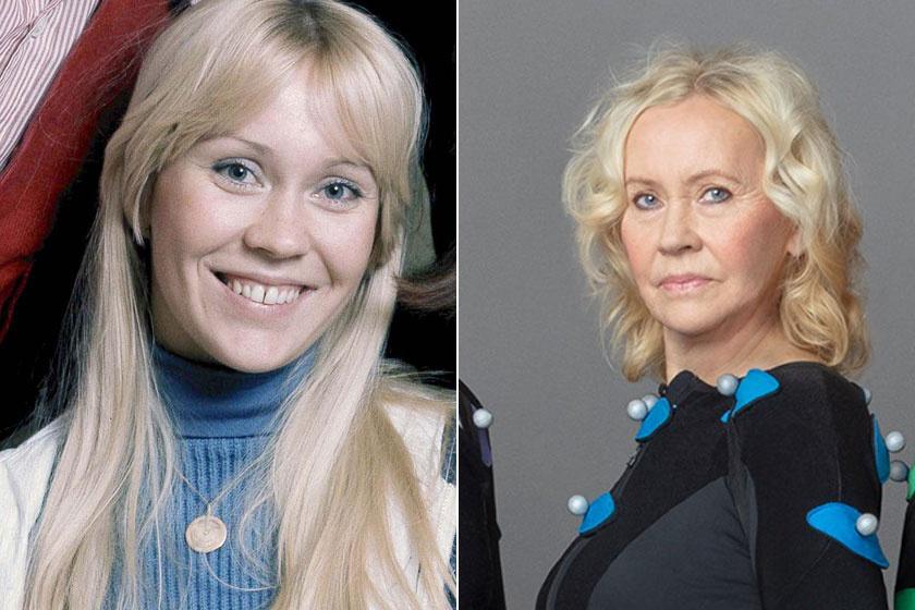 A 71 éves Agnetha Fältskog 2013-ban adta ki a szólóalbumát, utána eltűnt a nyilvánosság elől. Jó érzés újra látni az énekesnőt.