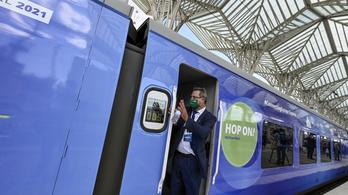 Elindult Magyarország felé az európai expressz